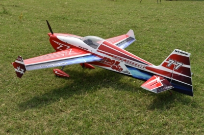 Skywing EDGE 540 balsa+carbonio ap. alare 2311 mm A ROSSO