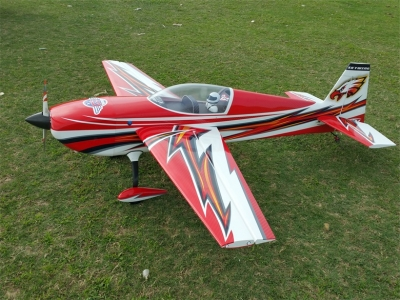 Skywing EXTRA 300 balsa+carbonio ap. alare 2261 mm A ROSSO